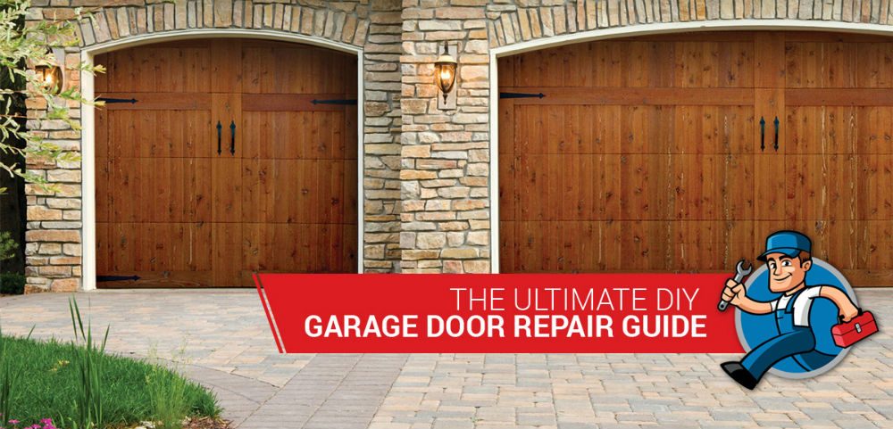 Ultimate DIY Garare Door Repair Guide