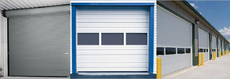 Example Commercial Doors